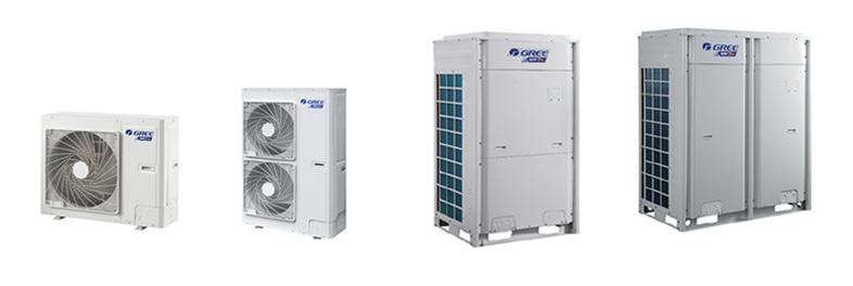 格力商用中央空调-es系列独立式变频商用中央空调